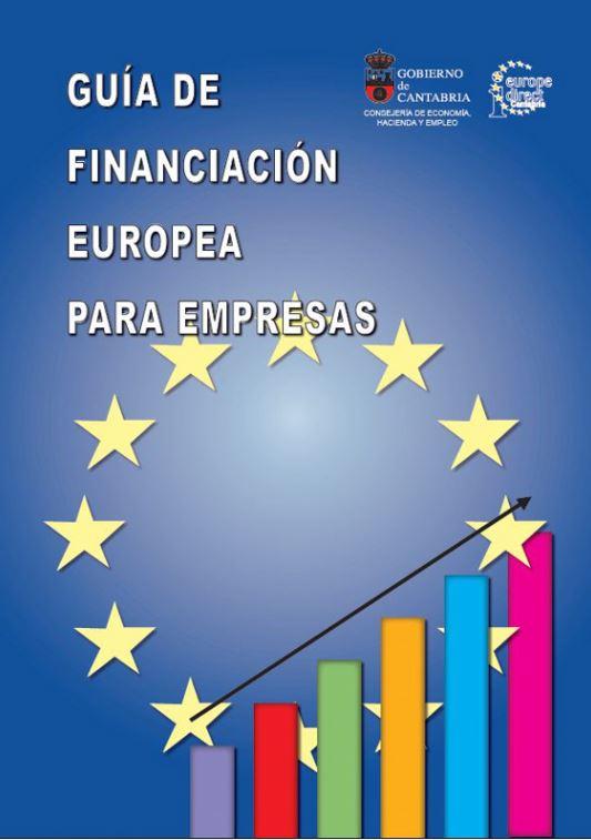 Guía de Financiación Europea para Empresas - Grupo de